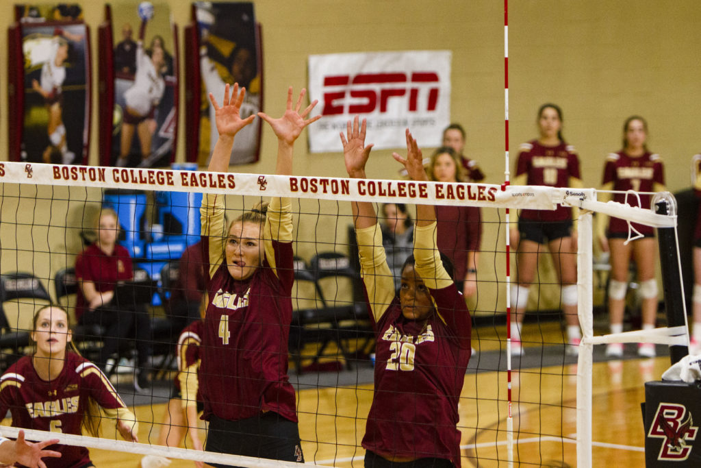Eagles Swept by Virginia Tech, Drop Fourth Straight