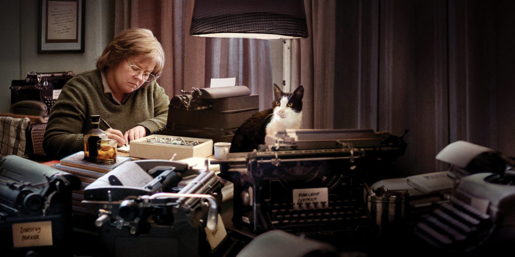 McCarthy Conquers New Territory in 'Can You Ever Forgive Me?'