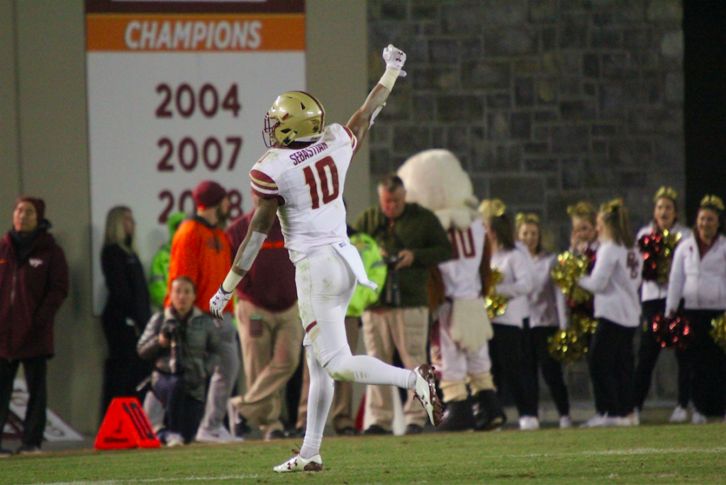 Thanks to Second-Half Defense, BC Escapes Blacksburg With Signature Victory