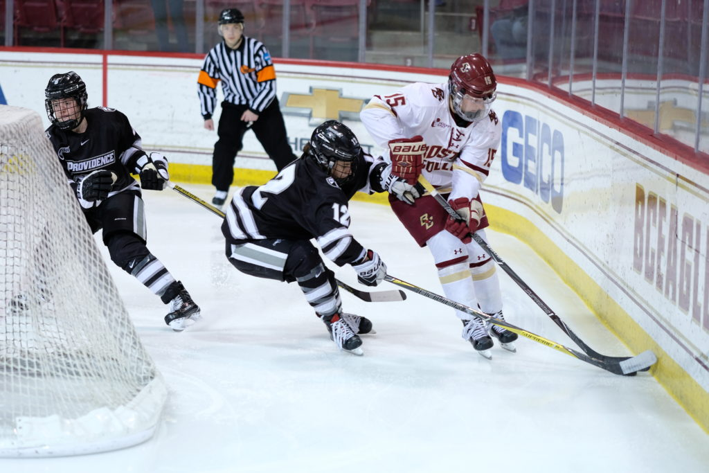 Previewing 2018-19 Women's Hockey: Providence