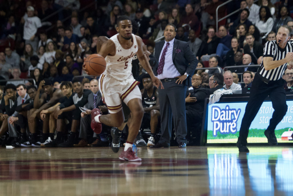 Despite Trailing Bulk of Game, Eagles Escape DePaul With Narrow Win