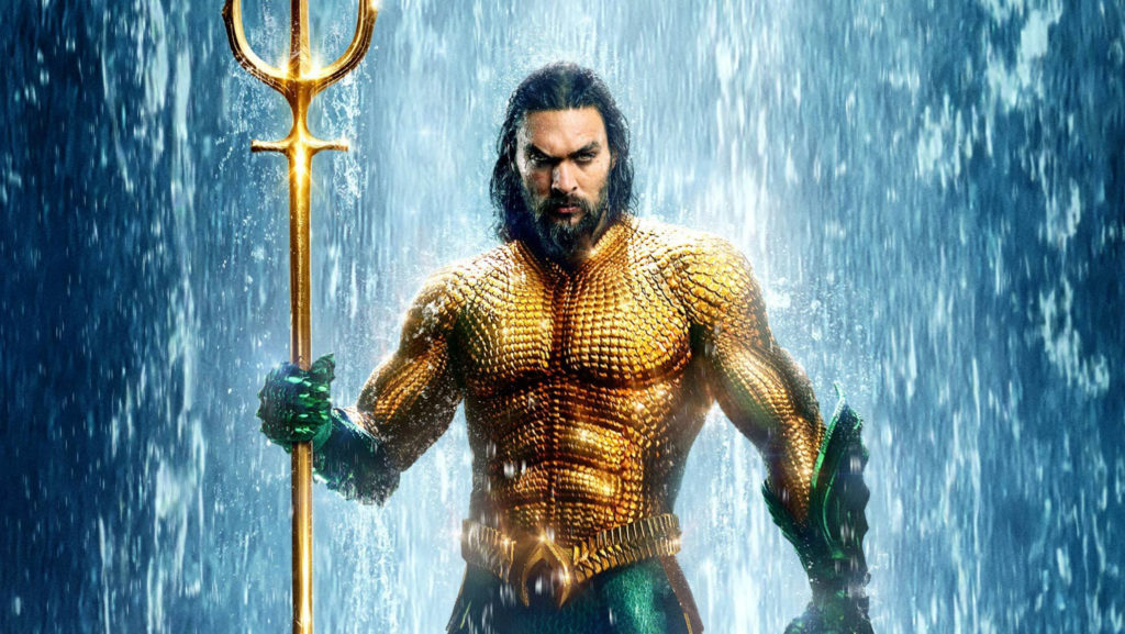 'Aquaman' Makes Waves with Humor, Performances
