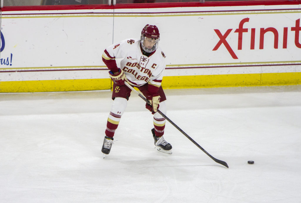 Three Eagles Selected in First Two Rounds of NWHL Draft