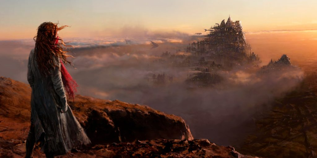 Philip Reeve's 'Mortal Engines' Sputters on Silver Screen