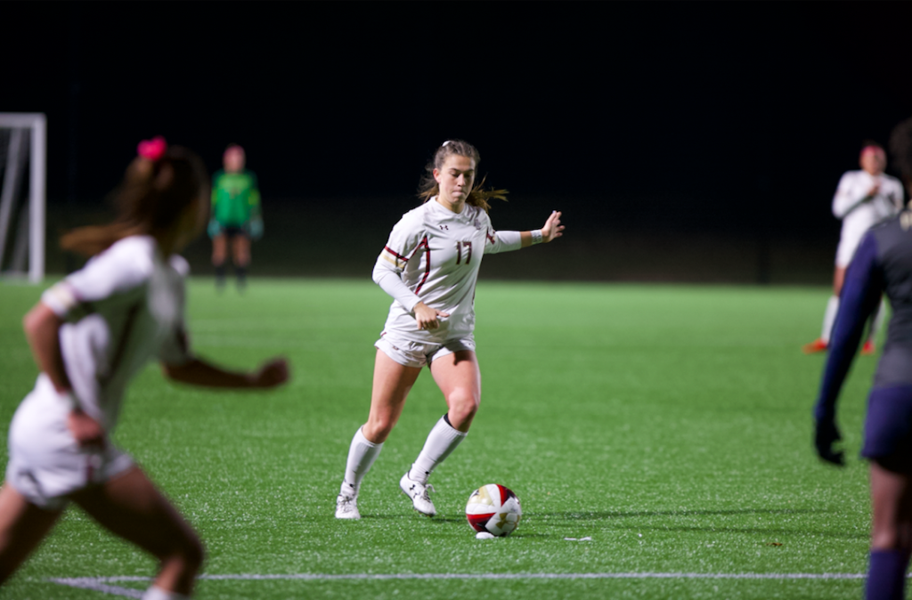 Women's Soccer Star Sam Coffey to Transfer to Penn State