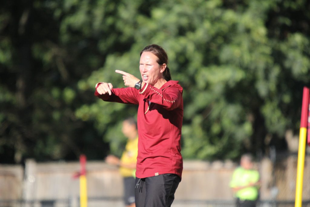 Women's Soccer Head Coach Alison Foley Resigns