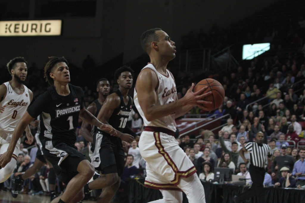 Eagles Fall Just Short Against Providence in Overtime Thriller