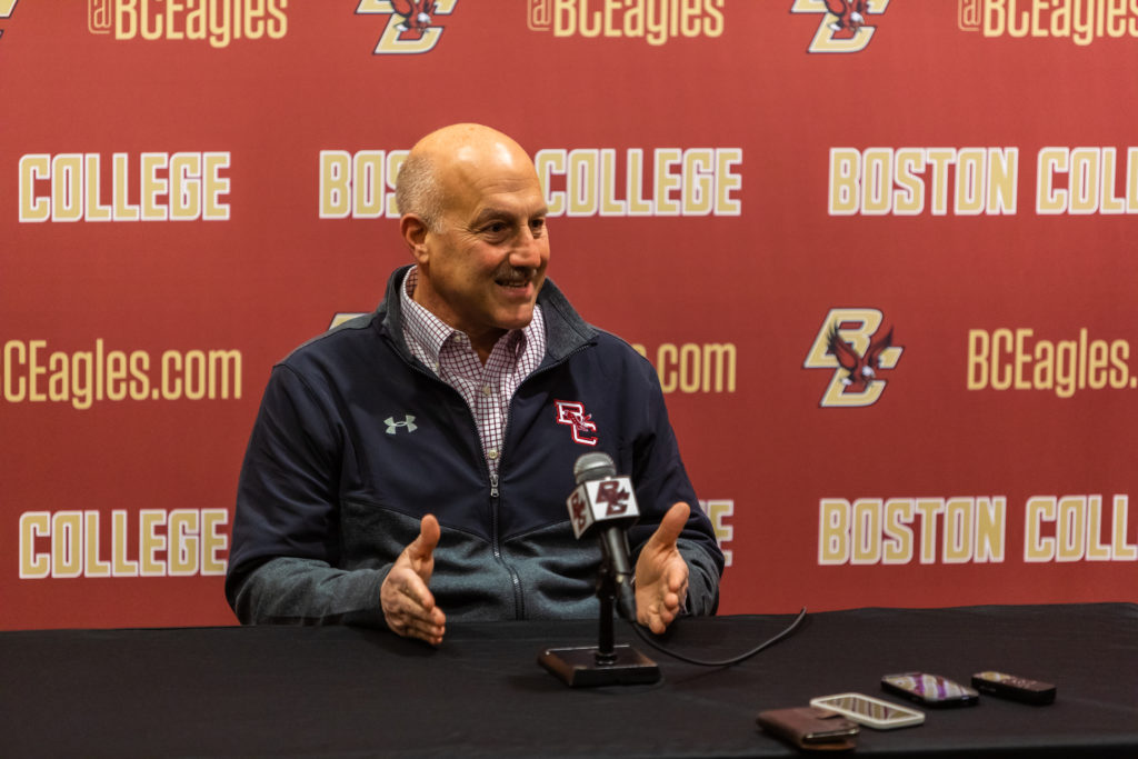 Boston College Football Accepts Invitation to SERVPRO First Responder Bowl