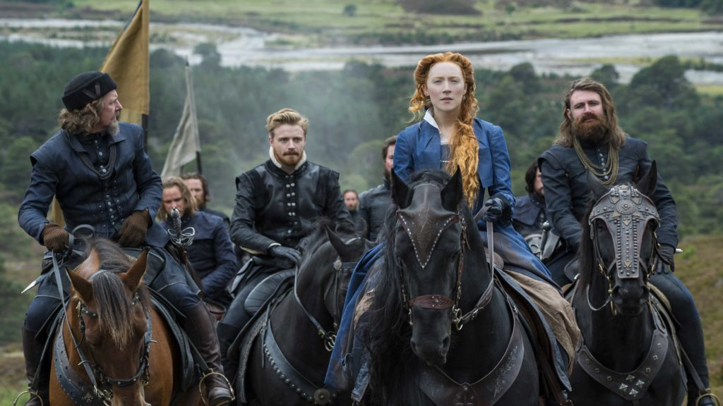 'Mary Queen of Scots' Dramatizes Textbook Tale