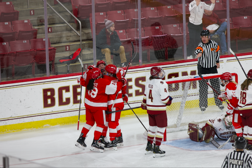 Struggles on Power Play Results in Disappointing Rivalry Loss for BC
