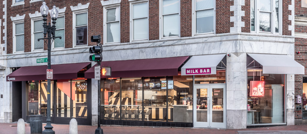 Milk Bar and &pizza Combine Forces to Bring Sweet and Savory to Harvard Square