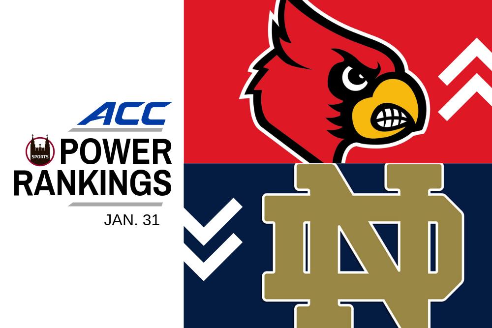 ACC Power Rankings: North Carolina, Louisville Hitting Stride