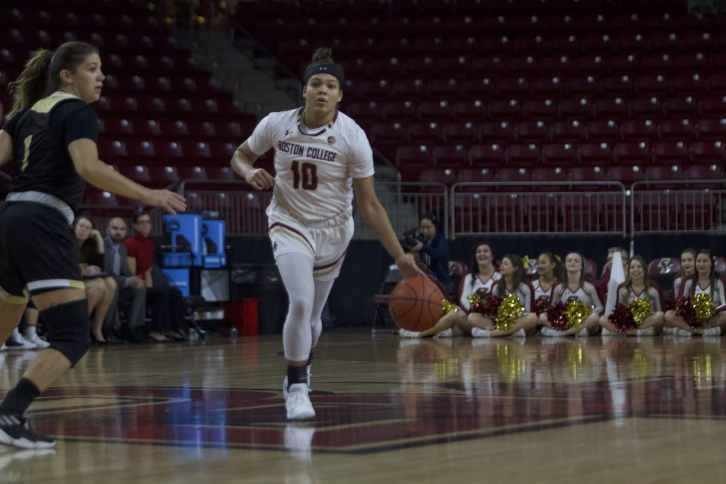 Notebook: Foul Trouble, Late-Game Execution Spells Doom for BC