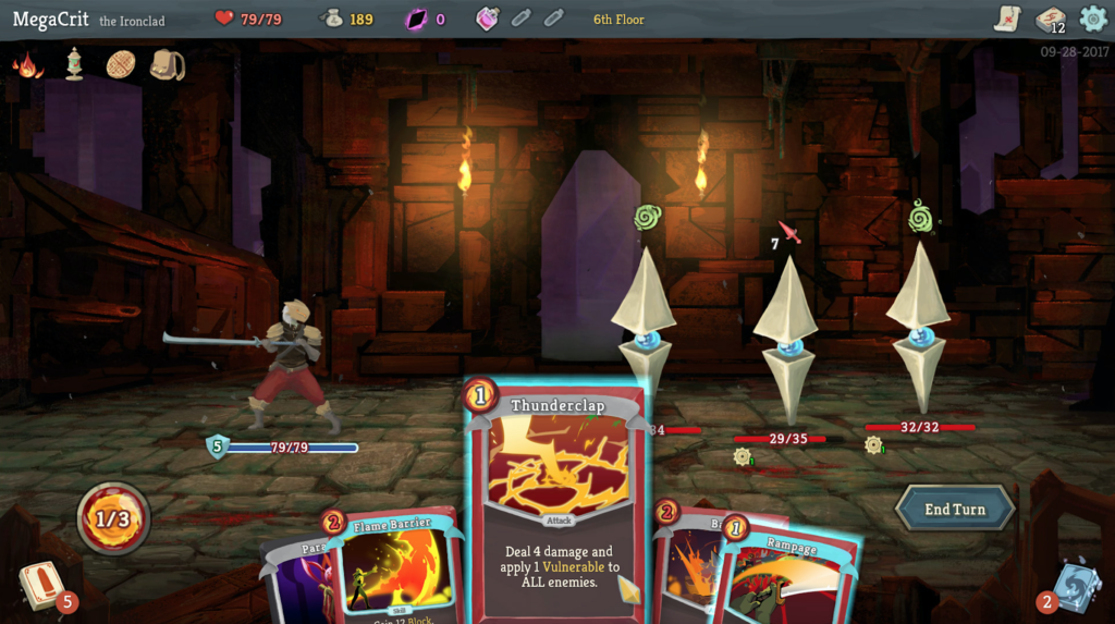 'Slay the Spire' Combines Luck, Skill for Gamers