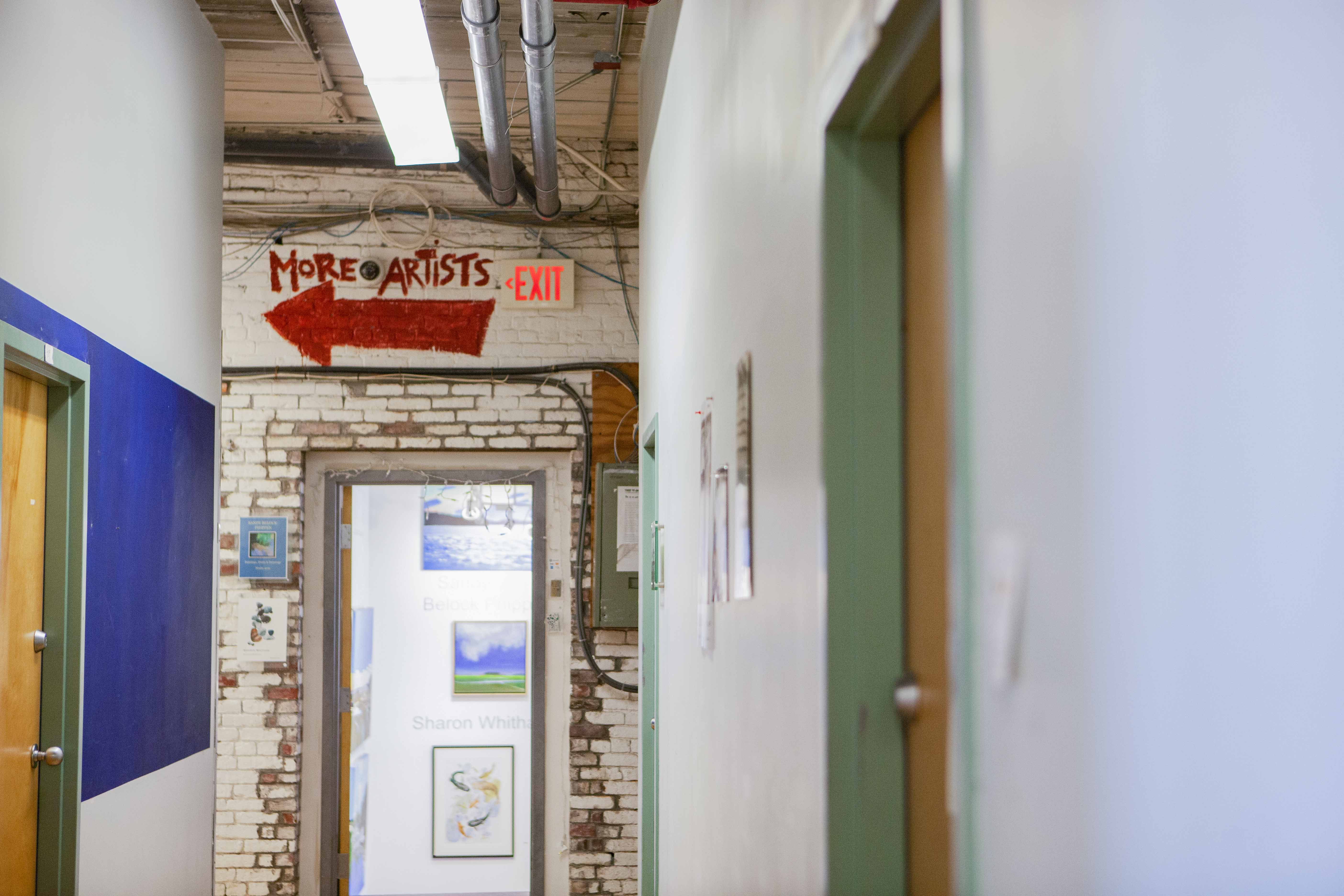 Artists in Their Studios Welcome Visitors to SoWa