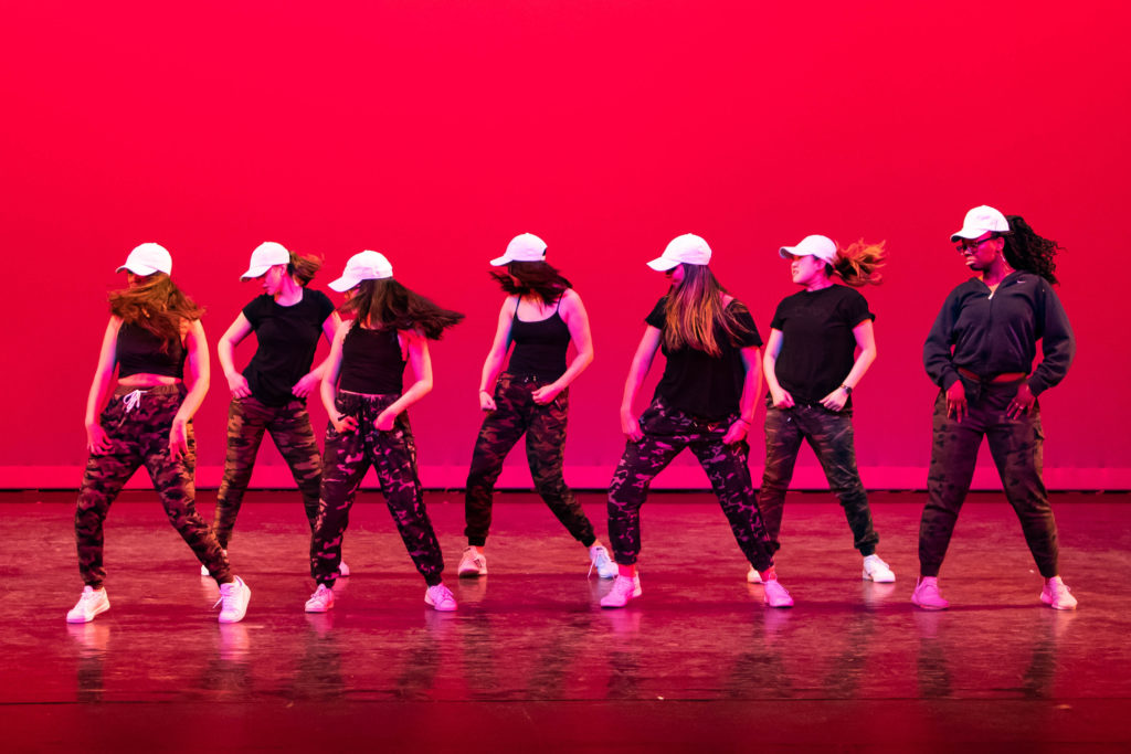 High-Energy Hip-Hop Routines Reign at UPrising Showcase