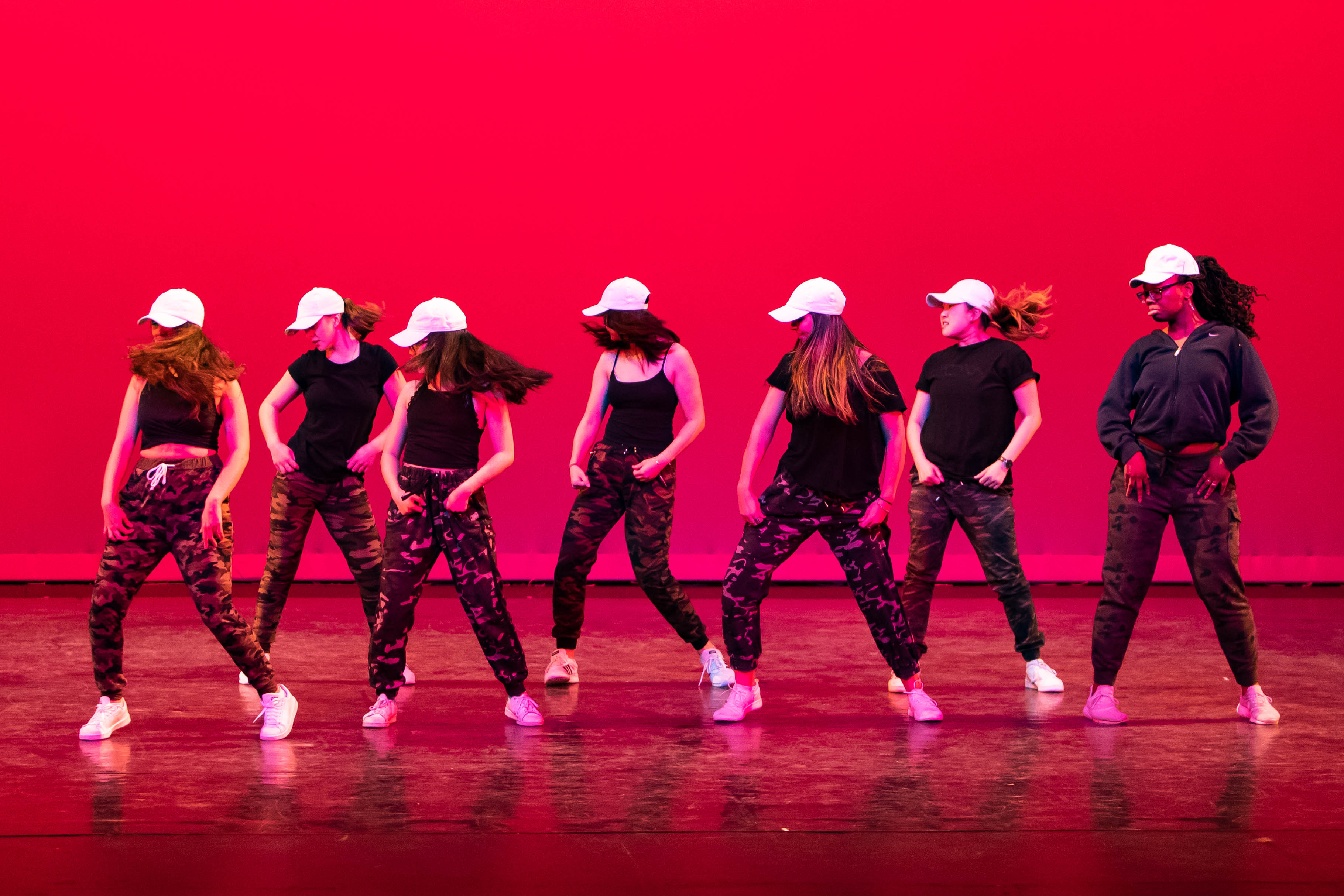 High Energy Hip Hop Routines Reign At Dance Showcase The Heights