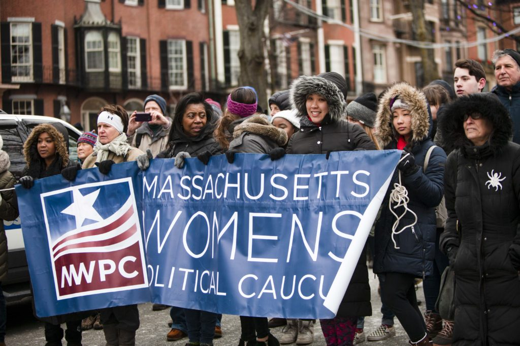 MWPC Takes Yearlong Activism to the Women's March