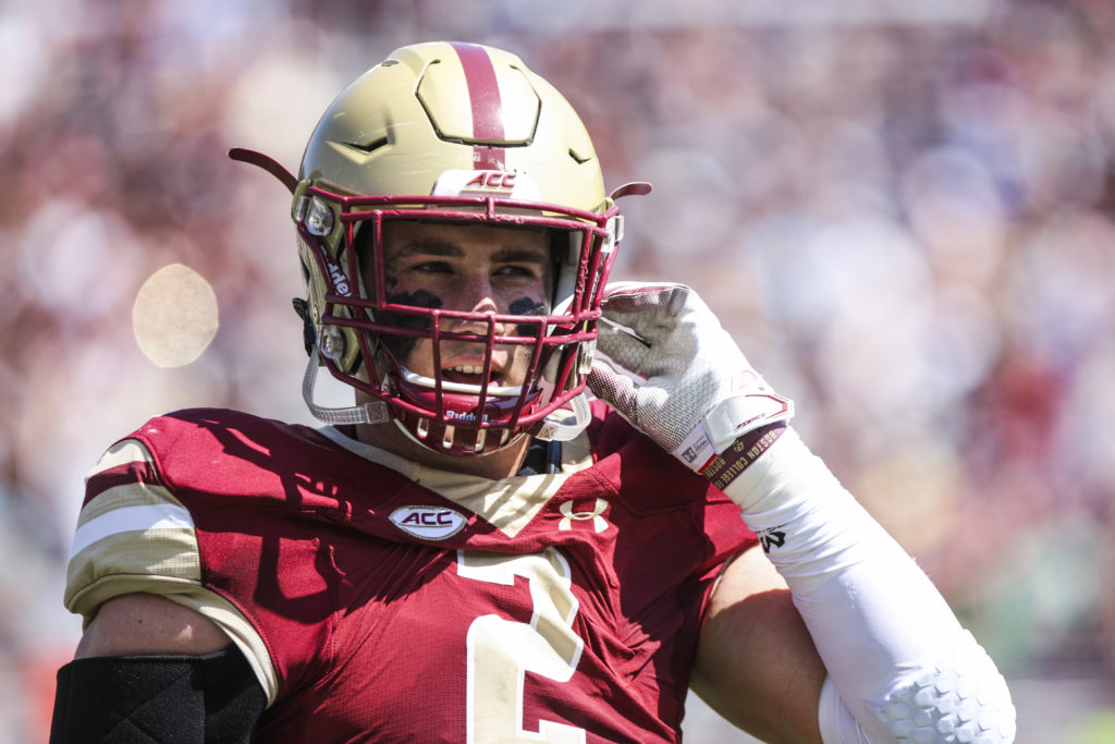 Inside Look at BC's Top Eight 2019 NFL Draft Prospects