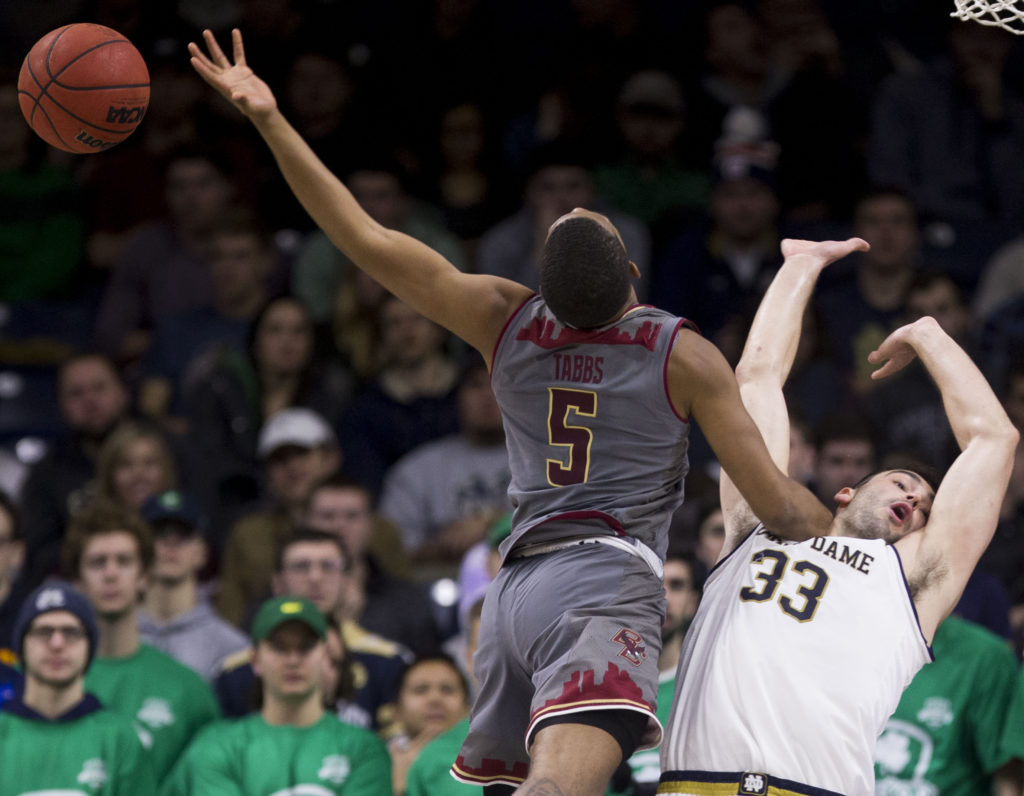 Controversial Final Minute Results in BC's Fourth Consecutive Loss