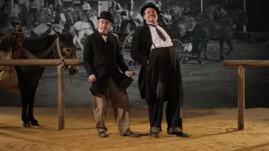 Witty 'Stan & Ollie' Documents Career of Iconic Comedians