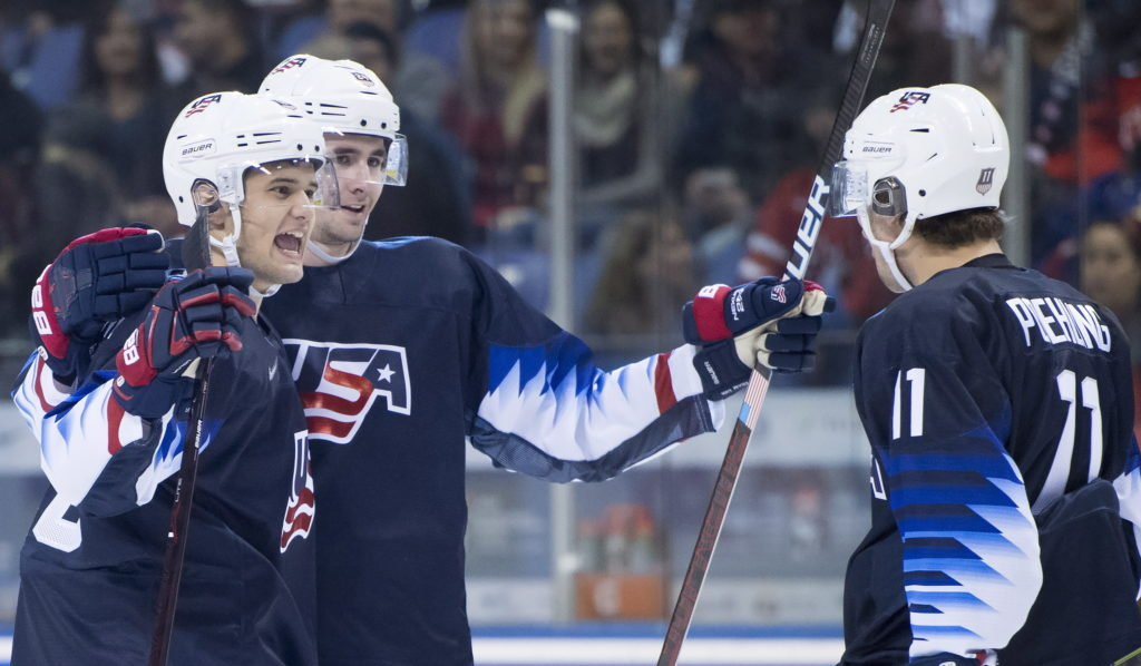 Wahlstrom, Team USA Take Home Silver at World Junior Championship
