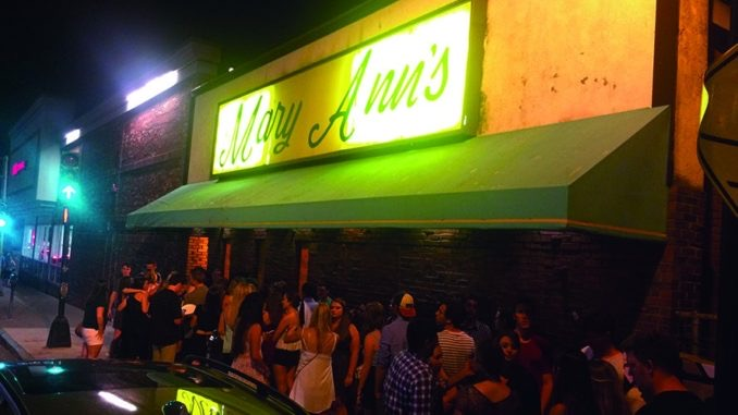 Happy Valley Takes Next Step in Closing Mary Ann's Sale, Converting Bar to Dispensary