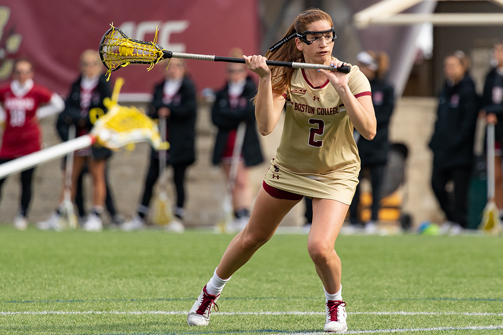 Apuzzo's 10-Point Day Lifts Eagles to Resounding Win Over Dartmouth