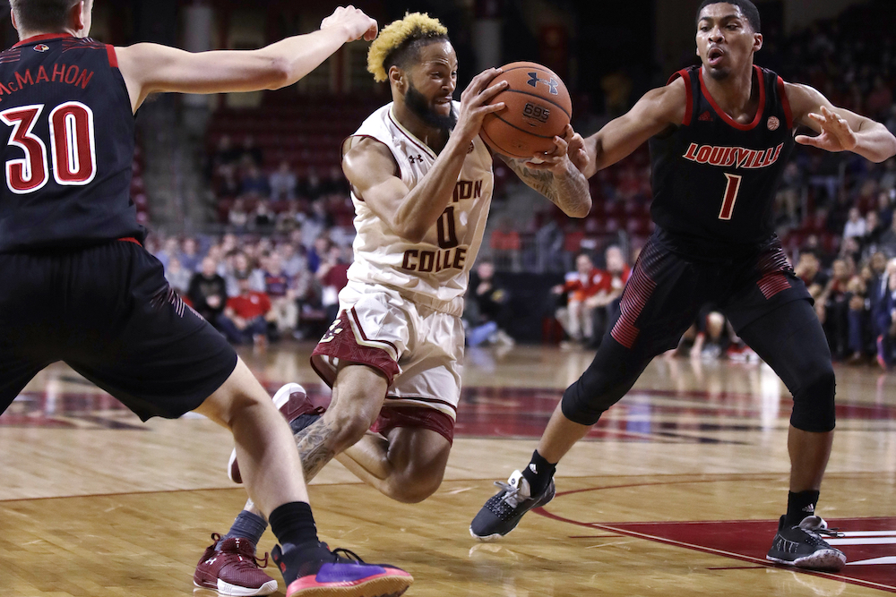 Notebook: Bowman, BC Wake Up in Second Half to Finally Beat Cardinals in ACC Play