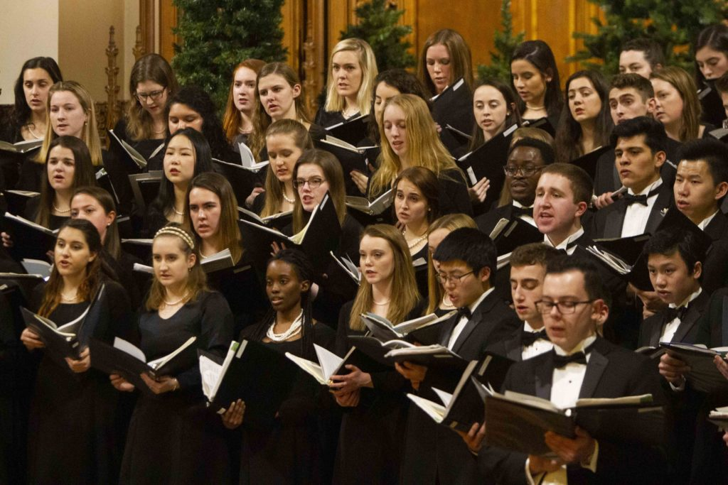 Sound of Worship Stuns at Chorale Winter Concert