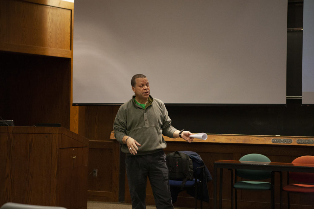 Pinderhughes Exposes Students, Faculty to Implicit Bias