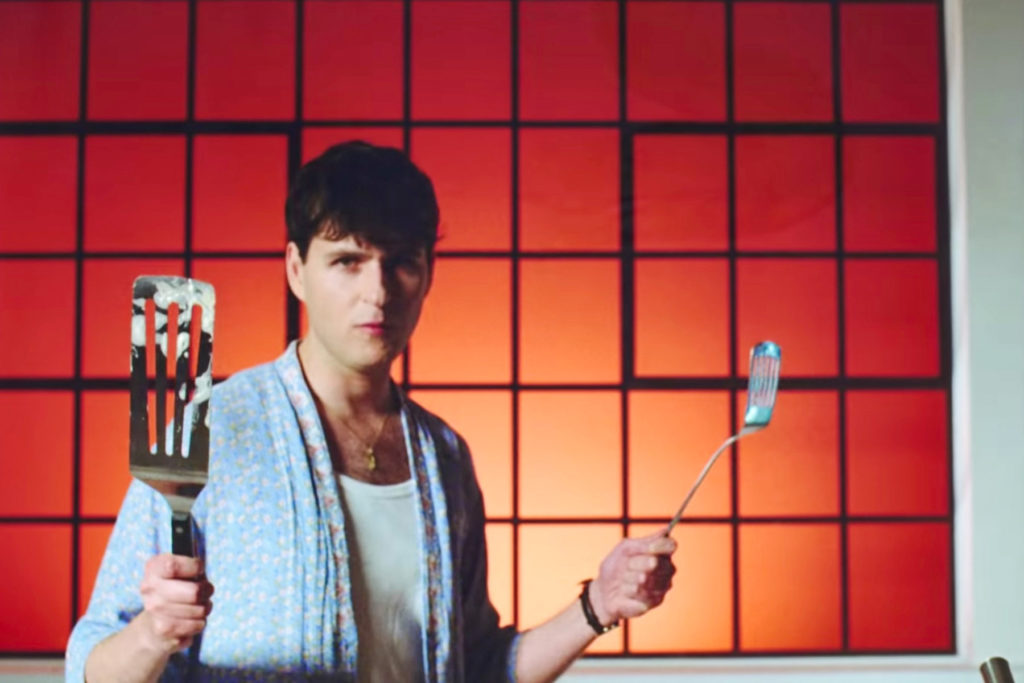 Vampire Weekend Cooks Up Vibrant New Video