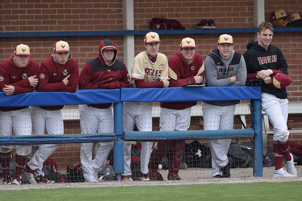 Bullpen Struggles Cost Eagles Two Games in Weekend Series at Bethune-Cookman