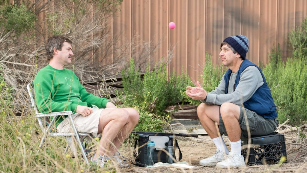 'Paddleton' Finds the Mundane in Mortality