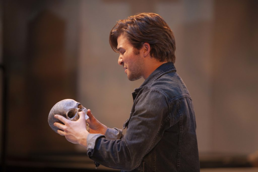 BC Theatre Injects 'Hamlet' With Modern-Day Paranoia