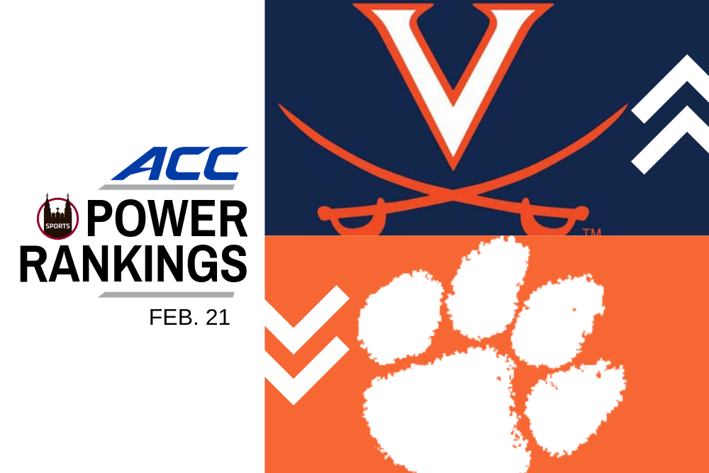 ACC Power Rankings: Tar Heels' Big Win Vaults Them to the Top
