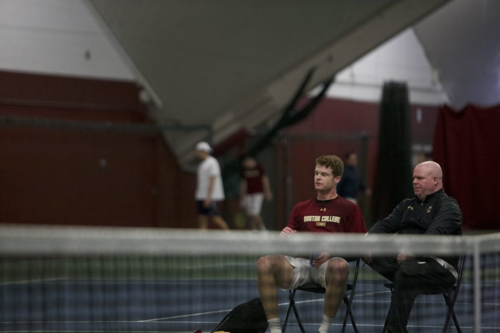 Brown Beats Men's Tennis for Ninth Year Running