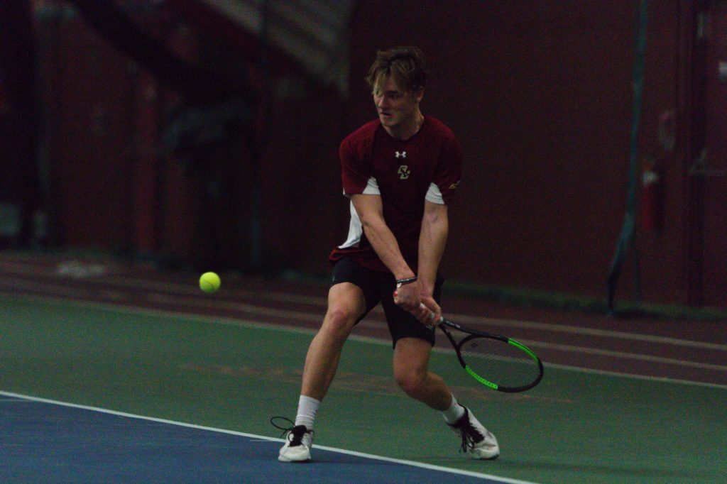 Men's Tennis Continues ACC Struggles, Falls to Louisville