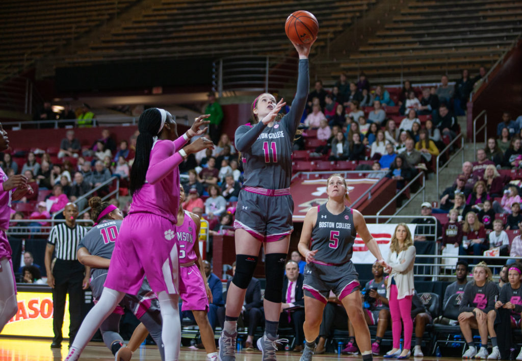 Eagles Drop Fifth Straight In Blowout Defeat to Clemson