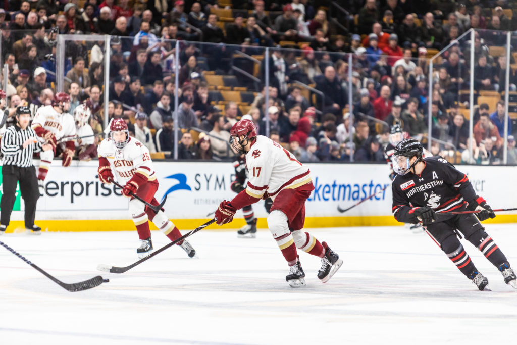 Notebook: Cotton, Woll Bright Spots in Beanpot Championship Defeat
