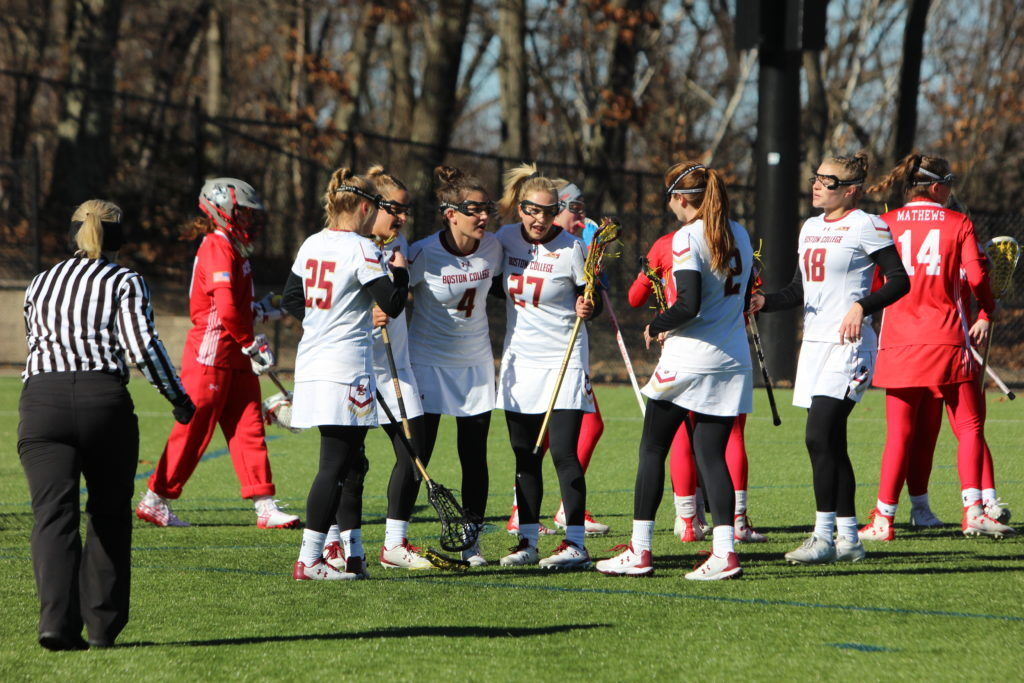 Weekly Roundup: Lacrosse Opens the Season in Dominant Fashion, Women's Tennis Continues Hot Start