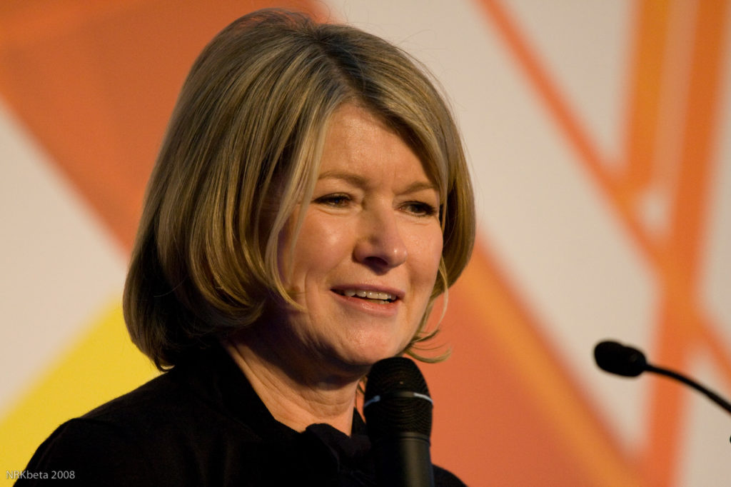 Martha Stewart Headlines Chief Executives Club Event