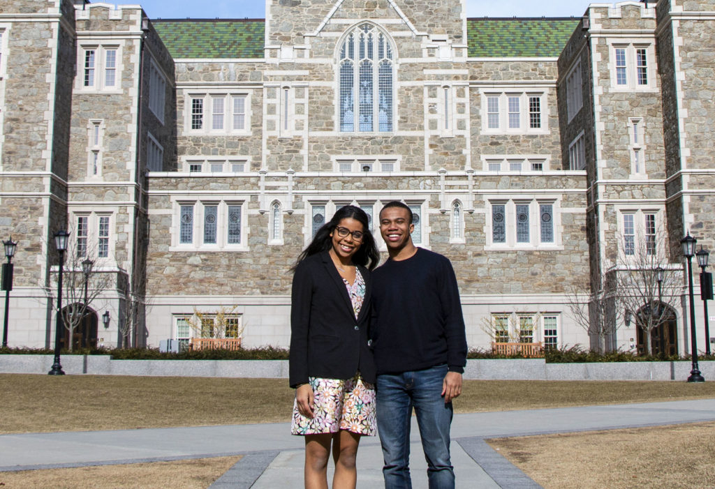 Michael Osaghae and Tiffany Brooks: Intentionality, Innovation, Intersectionality