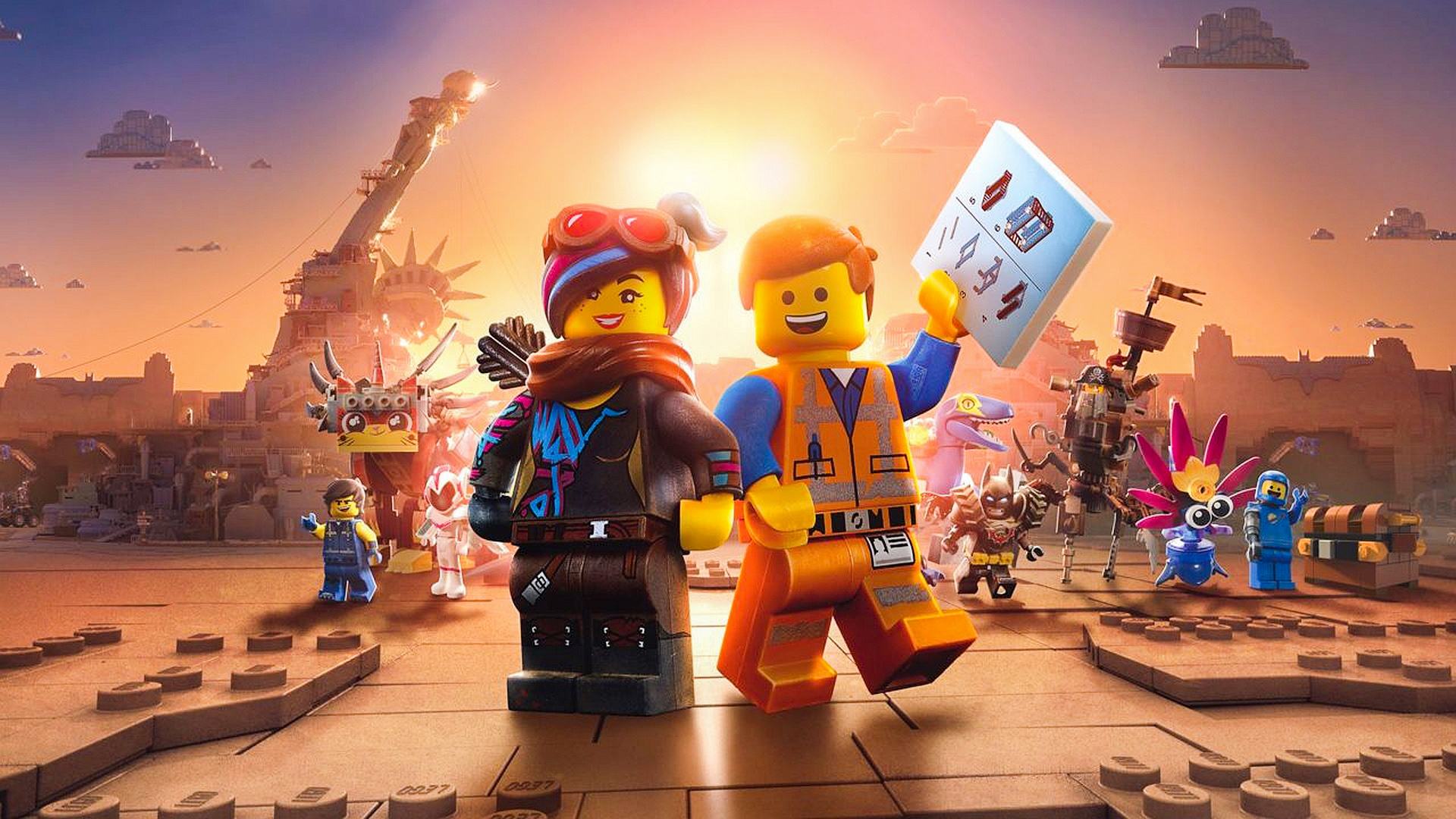 Lego Movie 2 Builds Upon Original Crowd Pleasing Story The Heights