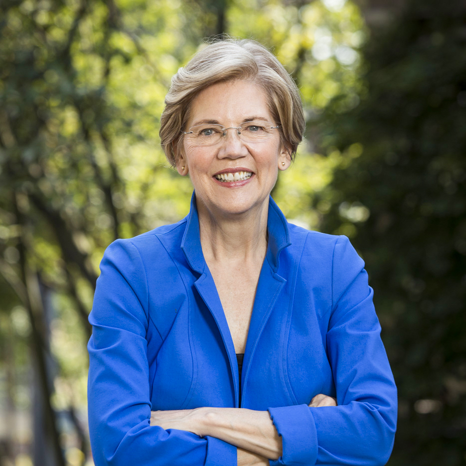 Warren Officially Announces  2020 Presidential Bid