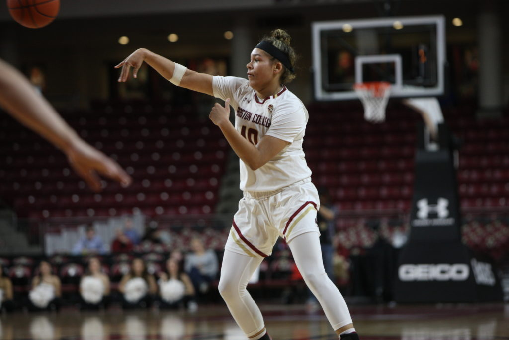 Eagles Continue to Struggle Down Stretch in Overtime Loss to Virginia