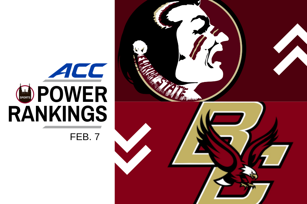 ACC Power Rankings: Crowded Top of Conference Features Multiple Contenders