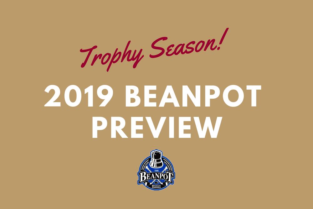 2019 Men's and Women's Beanpot Preview