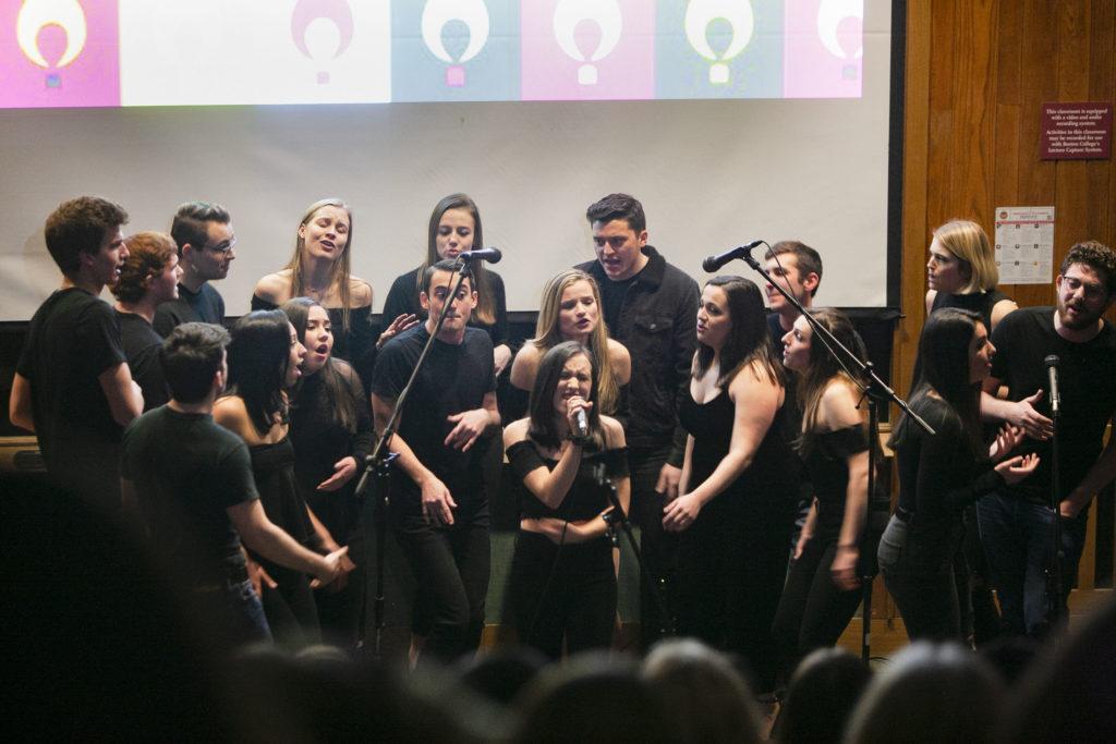 A Cappella Groups Raise Money for the Children's Hospital
