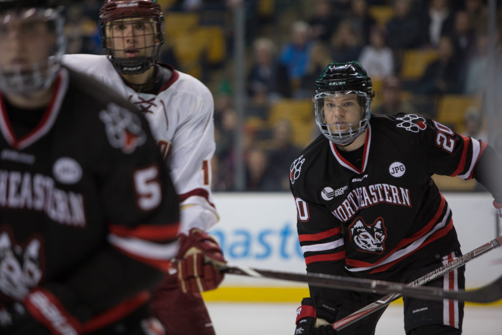Beanpot Team Capsule: Northeastern Men's Hockey
